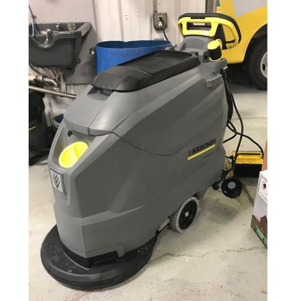 Rental Floor Scrubbers