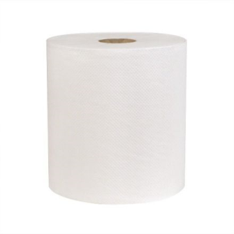 Mayfair White Hard Wound Roll Towel